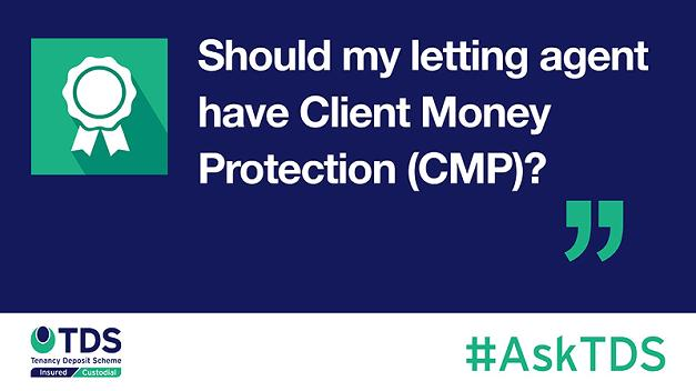 TDS Client Money Protection CMP