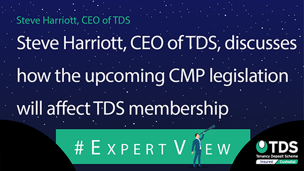 #ExpertView: How the upcoming CMP legislation will affect TDS membership