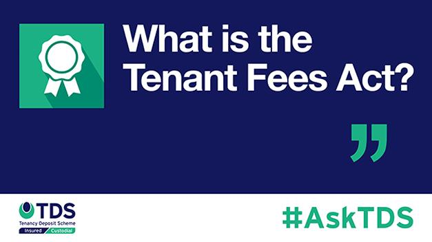 "#AskTDS: ""What is the Tenant Fees Act?"""