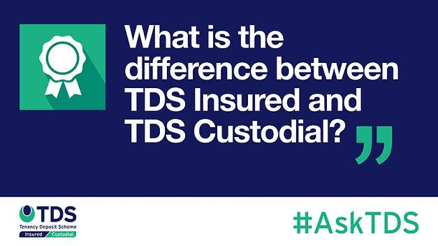 #AskTDS: What is the difference between TDS Insured and TDS Custodial?
