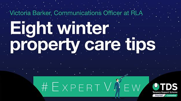 ExpertView Eight winter property care tips - TDS