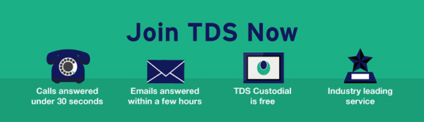Image saying Join TDS Now