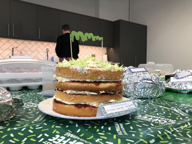 #NewsStory: Let's Bake! TDS Self-Raises £430 for Macmillan Cancer Support