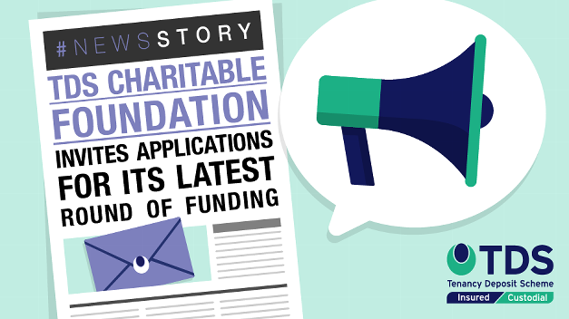 #NewsStory: TDS Charitable Foundation invites applications for its latest round of funding
