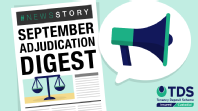 #NewsStory: TDS publishes September Adjudication Digest
