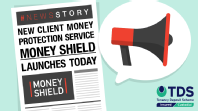 #NewsStory: New client money protection service, Money Shield, launches today